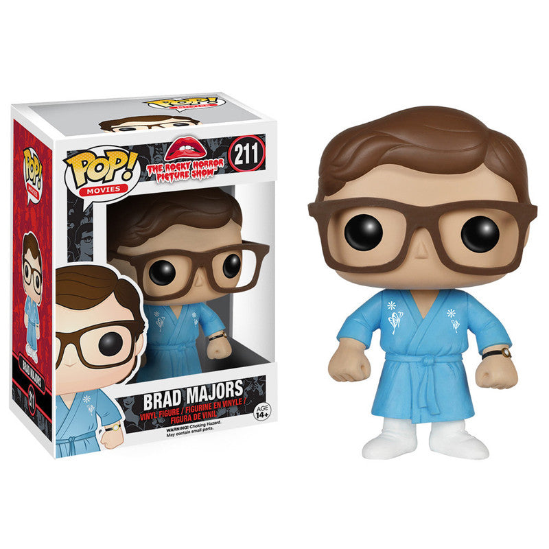 Movies Pop! Vinyl Figure Brad Majors [The Rocky Horror Picture Show]