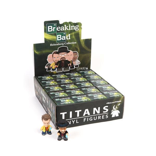 Titans Breaking Bad Heisenberg Collection: (Case of 20)