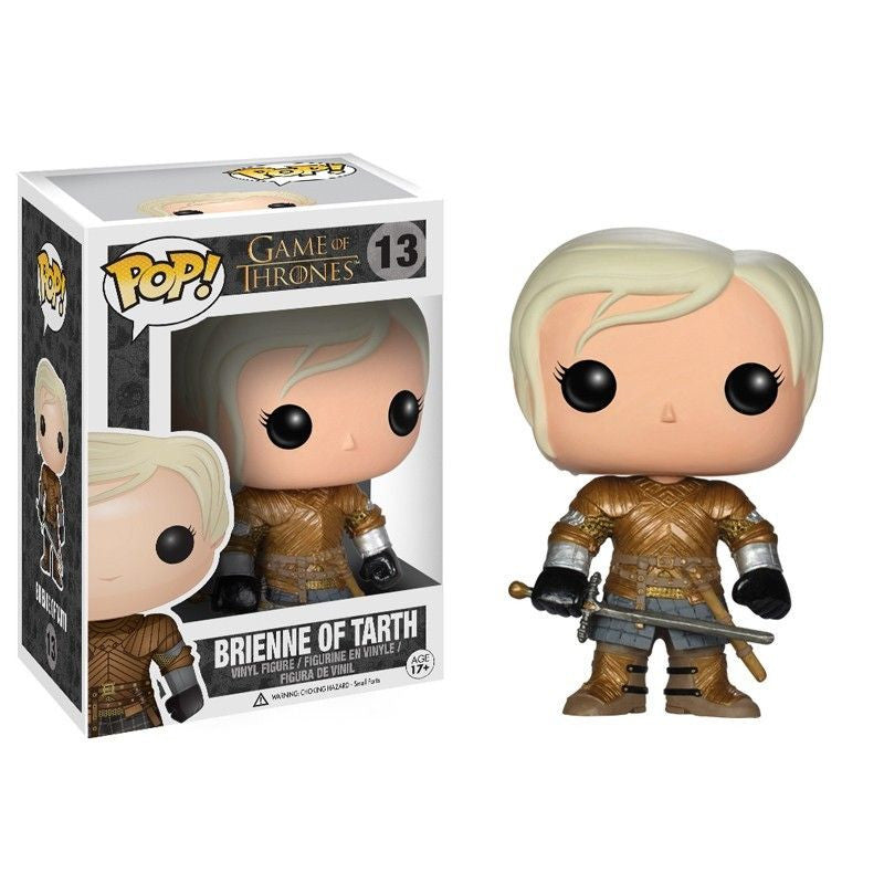 Game of Thrones Pop! Vinyl Figure Brienne of Tarth - Fugitive Toys