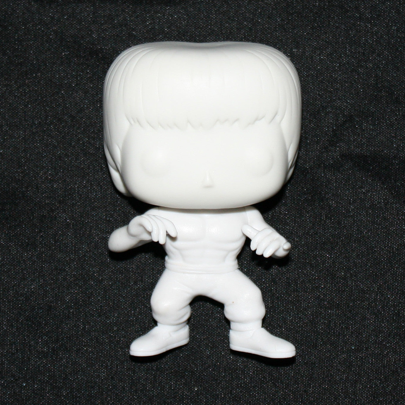 Bruce Lee WHITE [Enter the Dragon] Proto - Fugitive Toys