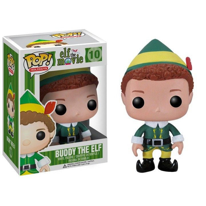 Holidays Pop! Vinyl Figure Buddy the Elf [Elf] [10] - Fugitive Toys