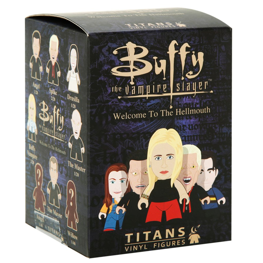 Titans Buffy the Vampire Slayer Welcome to the Hellmouth: (1 Blind Box) - Fugitive Toys