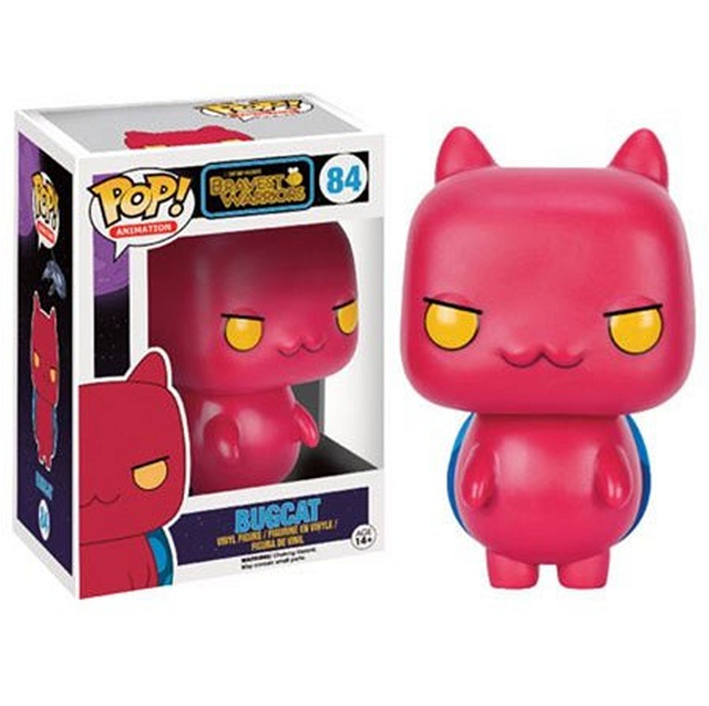 Bravest Warriors Pop! Vinyl Figure Bugcat [85] - Fugitive Toys