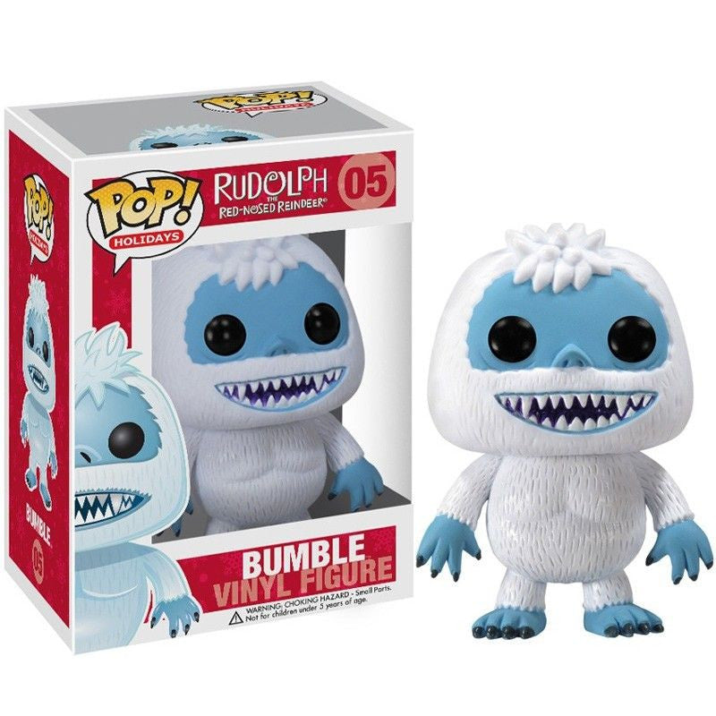 Holidays Pop! Vinyl Figure Bumble [Rudolph the Red Nosed Reindeer] [05]
