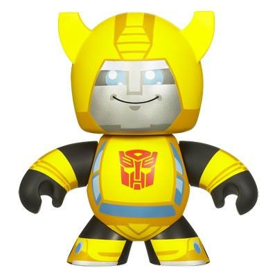 Transformers Mighty Muggs: Bumblebee - Fugitive Toys