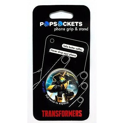 PopSockets Transformers: Bumblebee