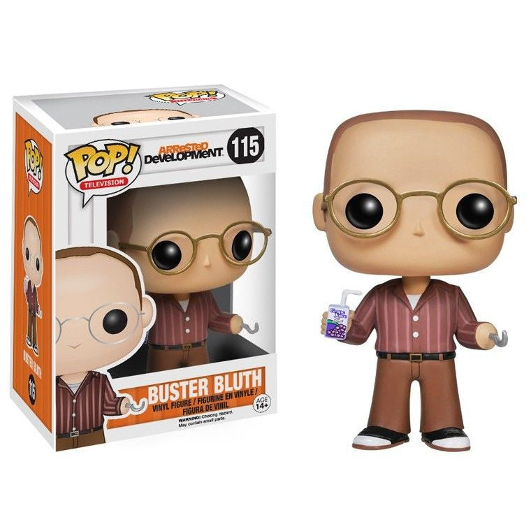 Arrested Development Pop! Vinyl Figure Buster Bluth