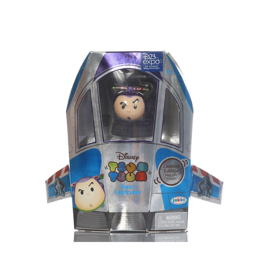 Disney D23 2017 Expo Buzz Lightyear Metallic Tsum Tsum Figure