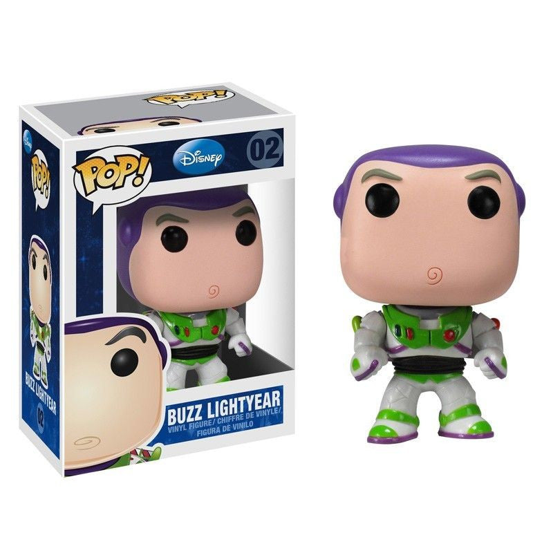 Disney Pop! Vinyl Bobblehead Buzz Lightyear [Toy Story]