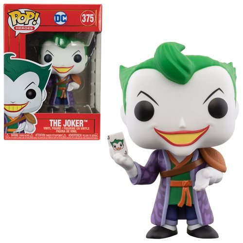 DC Heroes Imperial Palace Pop! Vinyl Figure Joker [375]