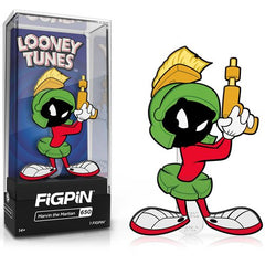 Looney Tunes: FiGPiN Enamel Pin Marvin the Martian [650] - Fugitive Toys
