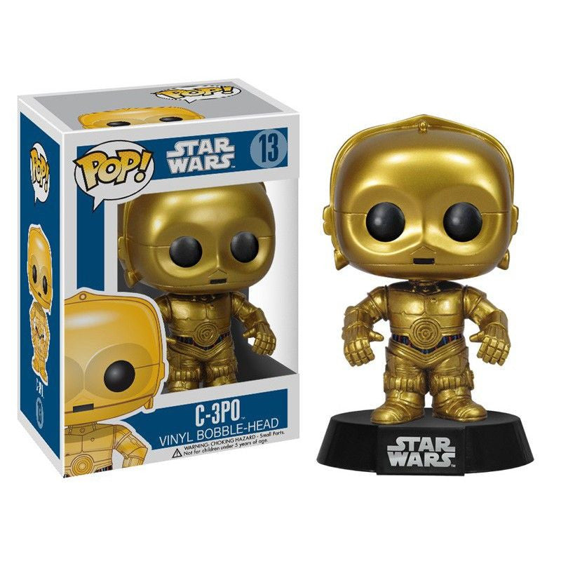 Star Wars Pop! Vinyl Bobblehead C-3PO [13]