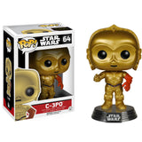 Star Wars Pop! Vinyl Bobblehead C-3PO [Episode VII: The Force Awakens]
