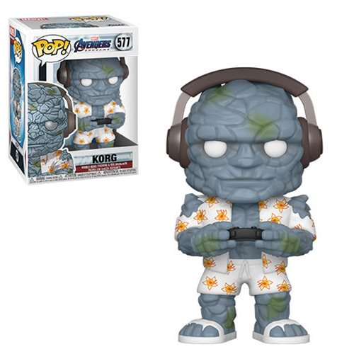 Avengers Endgame Pop! Vinyl Figure Gamer Korg [577]
