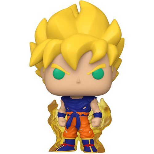 Dragon Ball Z Pop! Vinyl Figure Super Saiyan Goku (First Appearance) [860]
