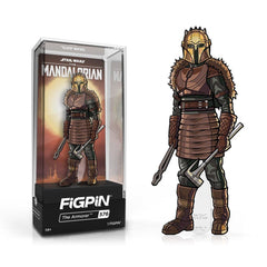 Star Wars The Mandalorian: FiGPiN Enamel Pin The Armorer [576]