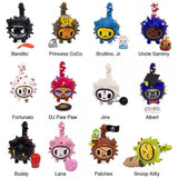 Tokidoki Cactus Kitties: (1 Blind Box) - Fugitive Toys