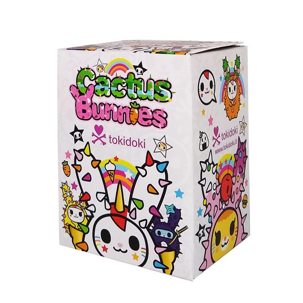 Tokidoki Cactus Bunnies: (1 Blind Box) - Fugitive Toys