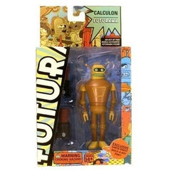 Toynami Futurama Calculon Action Figure