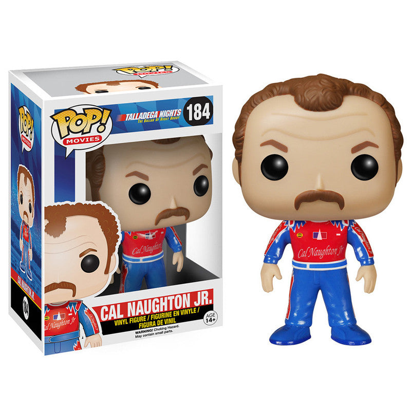 Movies Pop! Vinyl Figure Cal Naughton Jr. [Talladega Nights: The Ballad of Ricky Bobby] - Fugitive Toys