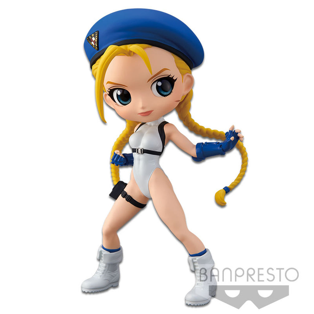 Street Fighter Q Posket Cammy (White Outfit)