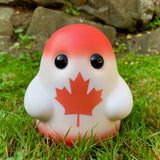 Bimtoy Tiny Ghost Vinyl Figure [Canada] [Toronto Fan Expo 2019] - Fugitive Toys