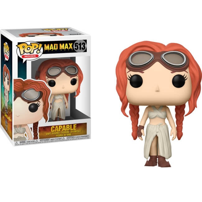 Movies Pop! Vinyl Figure Capable [Mad Max: Fury Road] [513]