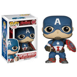 Marvel Avengers: Age of Ultron Pop! Vinyl Bobblehead Captain America [67] - Fugitive Toys