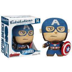 Fabrikations Soft Sculpture by Funko: Captain America [Avengers: Age of Ultron]