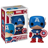Marvel Pop! Vinyl Bobblehead Captain America
