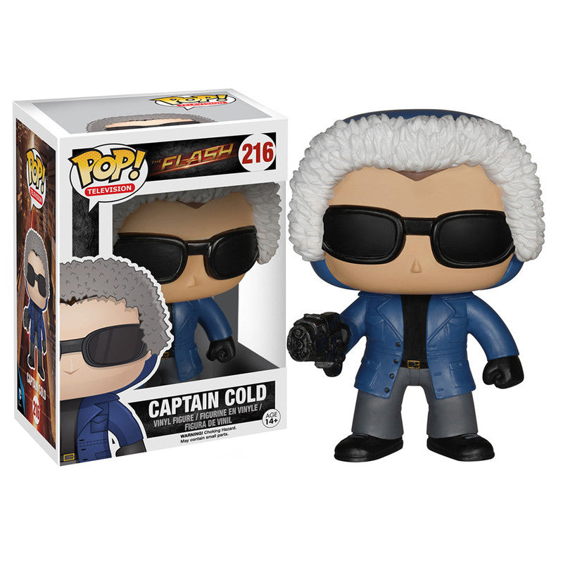 The Flash Pop! Vinyl Figure Captain Cold