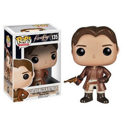 Firefly Pop! Vinyl Figure Captain Malcolm Reynolds