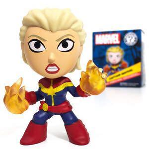 Marvel Captain Marvel [Collector Corps Exclusive] Mystery Mini: (1 Blind Box)