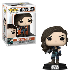 Star Wars The Mandalorian Pop! Vinyl Figure Cara Dune [403] - Fugitive Toys