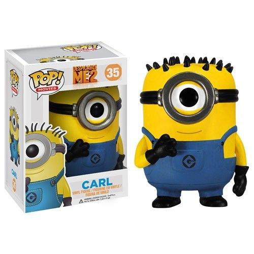 Despicable Me 2 Pop! Vinyl Figure Carl [35]