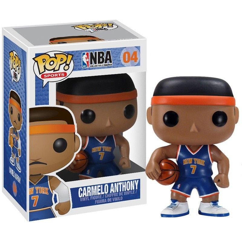 NBA Series 1 Pop! Vinyl Figure Carmelo Anthony [04]