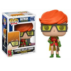 Batman: The Dark Knight Returns Pop! Vinyl Figures Carrie Kelley Robin [115] - Fugitive Toys