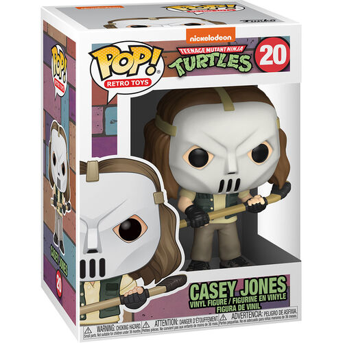 Teenage Mutant Ninja Turtles Pop! Vinyl Figure Casey Jones [20]