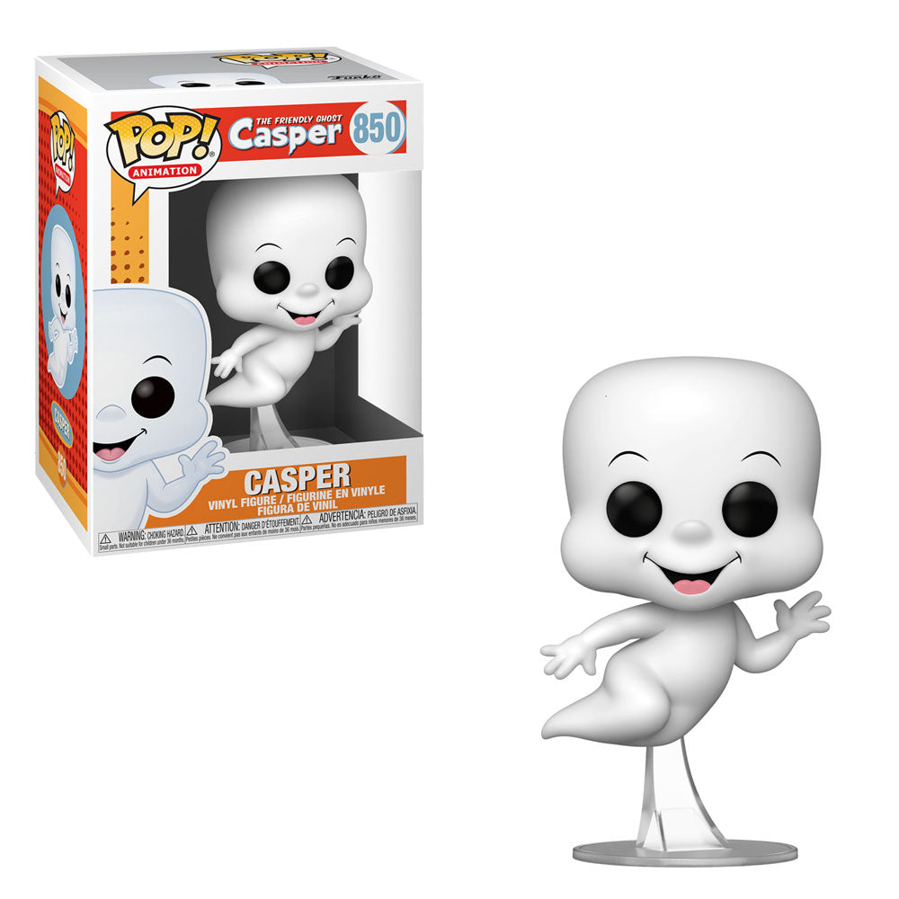Animation Pop! Vinyl Figure Casper The Friendly Ghost [850]