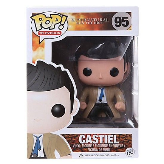 Supernatural Pop! Vinyl Figure Castiel