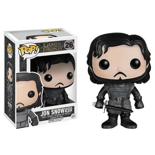 Game of Thrones Pop! Vinyl Figure Castle Black Training Grounds Jon Snow