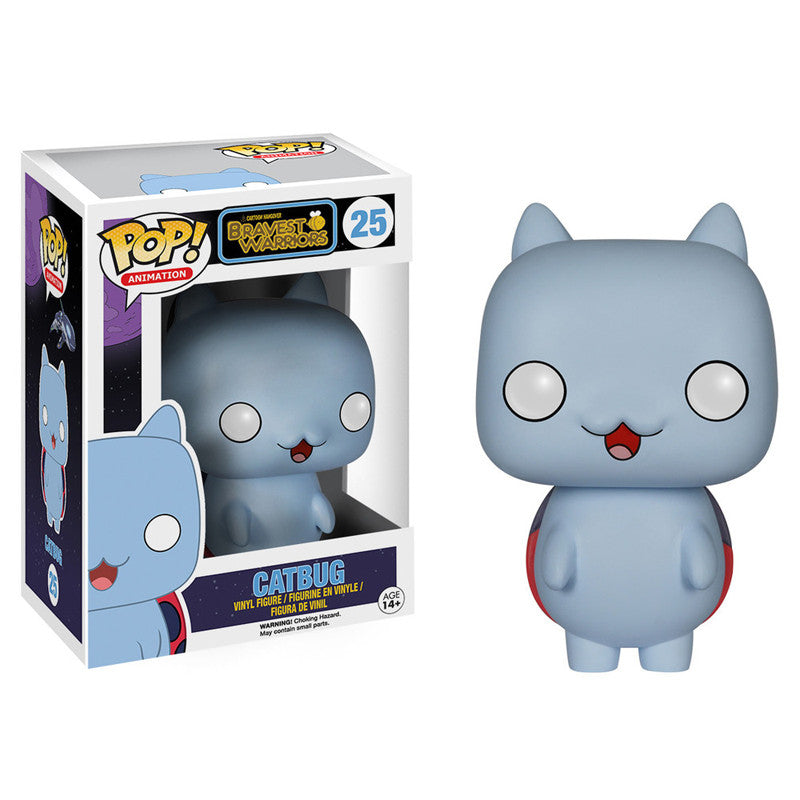 Cartoon Hangover Bravest Warriors Pop! Vinyl Figure Catbug