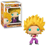 Dragon Ball Super Pop! Vinyl Figure Super Saiyan Caulifla [816] - Fugitive Toys