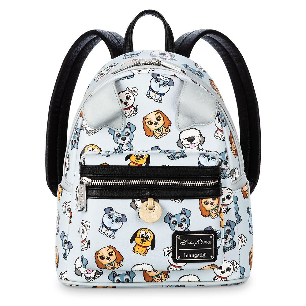 Loungefly x Disney Parks Dogs Mini Backpack