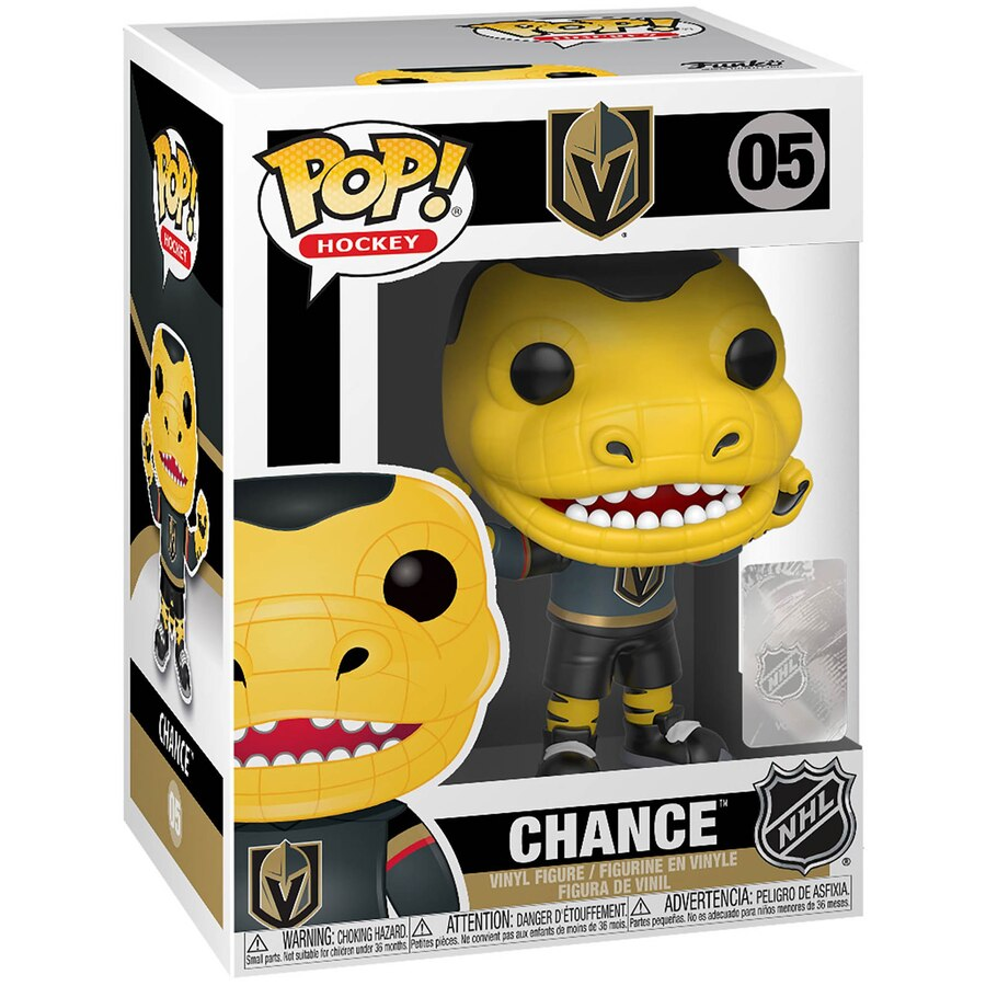 NHL Mascots Pop! Vinyl Figure Chance Gila Monster [Vegas Golden Knights] [05]