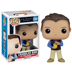 Friends Pop! Vinyl Figure Chandler Bing