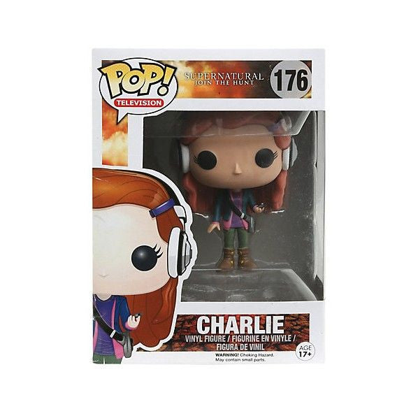 Supernatural Pop! Vinyl Figure Charlie