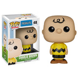 Peanuts Pop! Vinyl Figure Charlie Brown