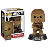 Star Wars Pop! Vinyl Bobblehead Chewbacca [Episode VII: The Force Awakens] - Fugitive Toys