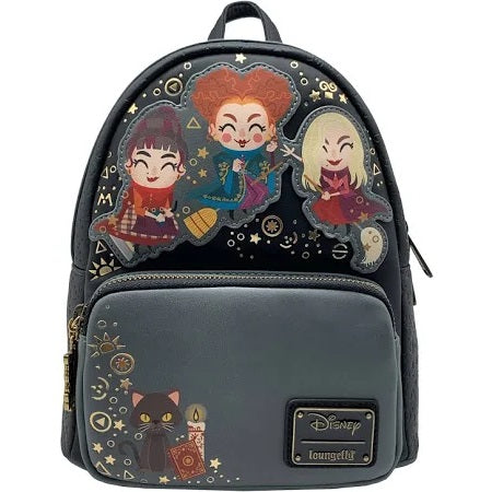 Loungefly x Disney Hocus Pocus Chibi Mini Backpack